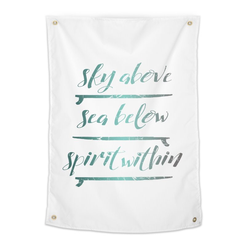Spirit Within Home Tapestry by Kingdomatheart's Artist Shop