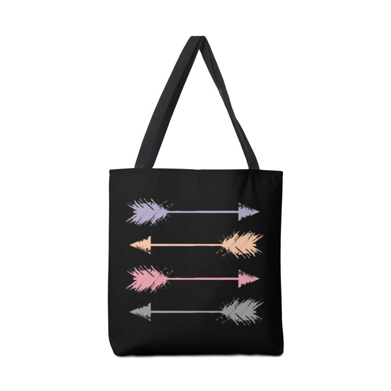 Four Arrows  Accessories Bag by Kingdomatheart's Artist Shop