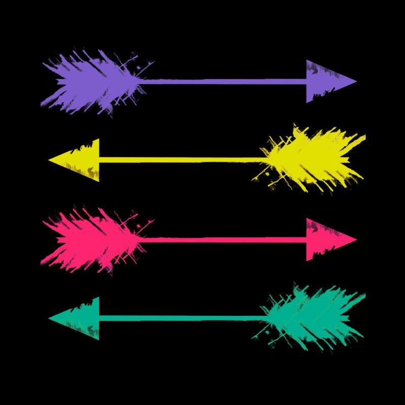 Four Arrows  by Kingdomatheart's Artist Shop