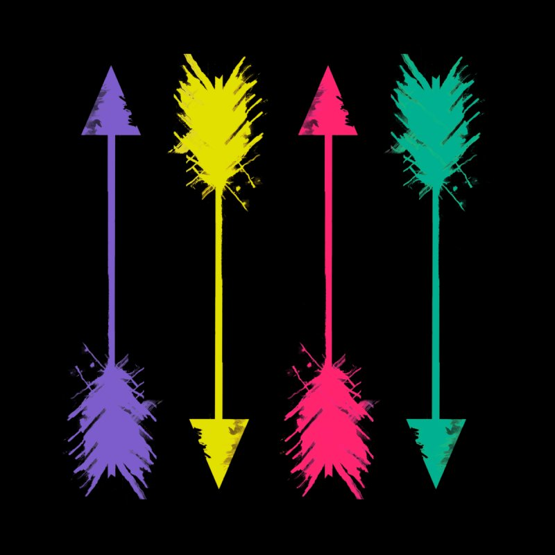 Neon Arrows  by Kingdomatheart's Artist Shop