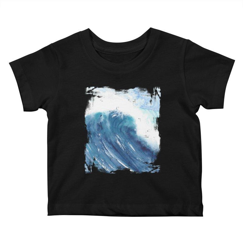 Dwell  Kids Baby T-Shirt by Kingdomatheart's Artist Shop