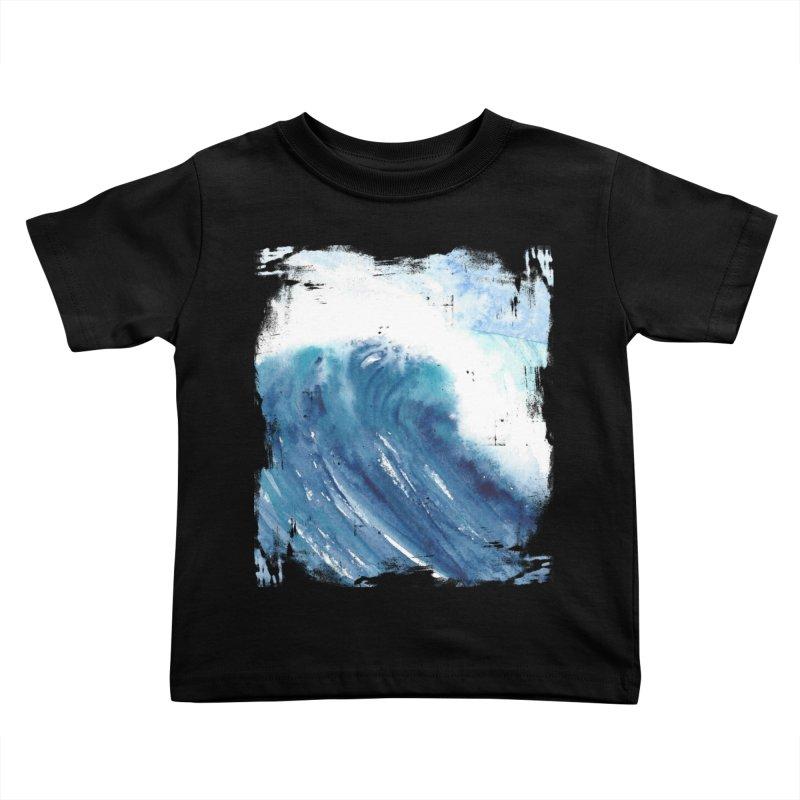 Dwell  Kids Toddler T-Shirt by Kingdomatheart's Artist Shop