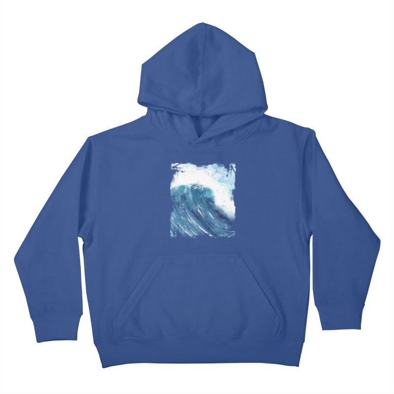Dwell  Kids Pullover Hoody by Kingdomatheart's Artist Shop