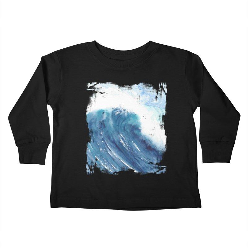 Dwell  Kids Toddler Longsleeve T-Shirt by Kingdomatheart's Artist Shop