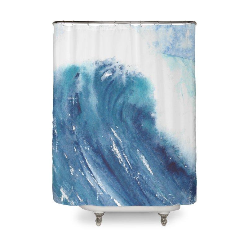 Dwell  Home Shower Curtain by Kingdomatheart's Artist Shop