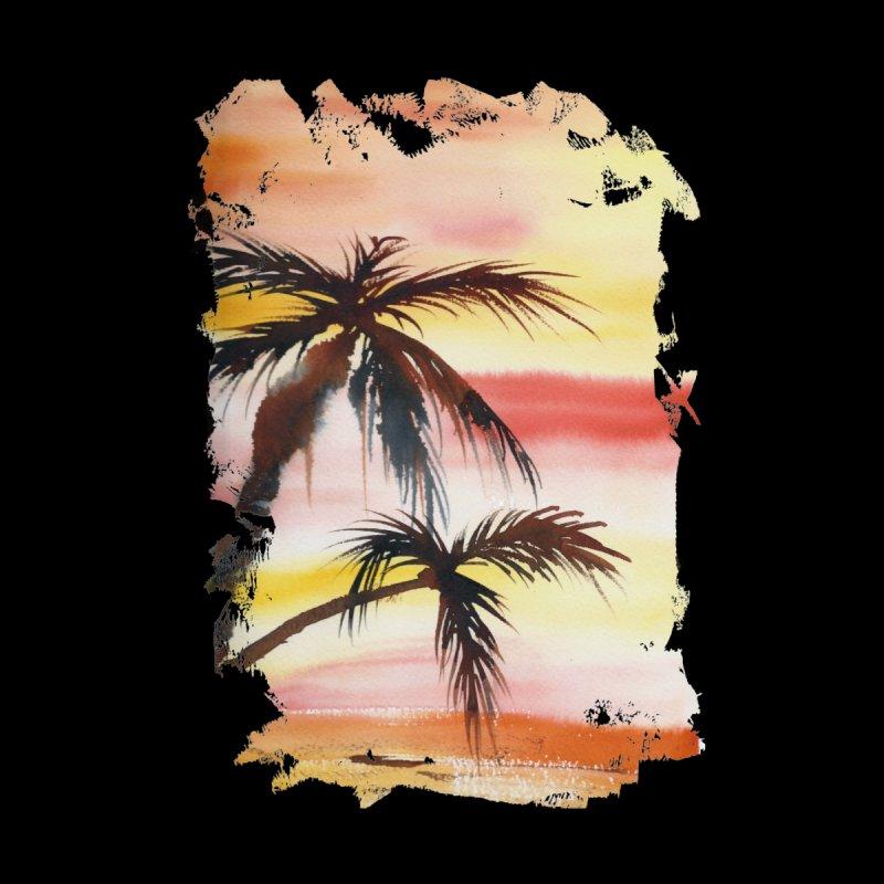 Tropical Sunset by Kingdomatheart's Artist Shop