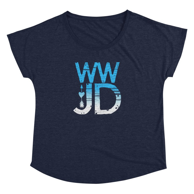 WWJD  Women's Dolman by Kingdomatheart's Artist Shop