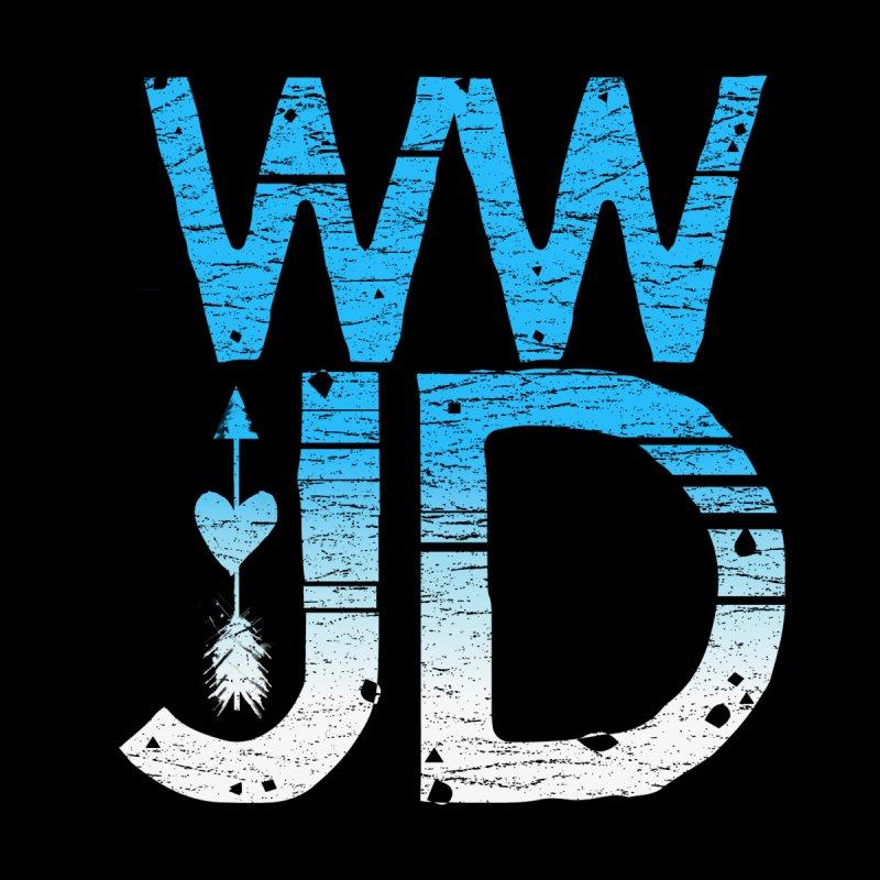 WWJD None  by Kingdomatheart's Artist Shop