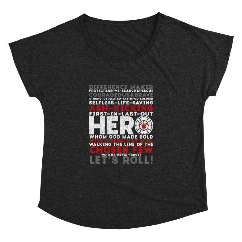 Hero  Women's Dolman by Kingdomatheart's Artist Shop