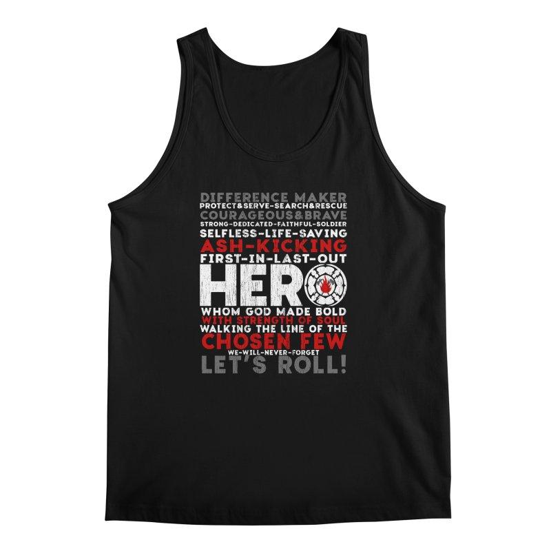 Hero Men's Tank by Kingdomatheart's Artist Shop
