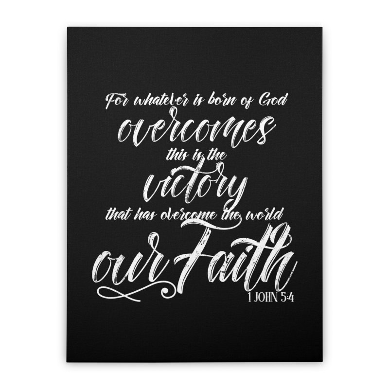 Victory  Home Stretched Canvas by Kingdomatheart's Artist Shop