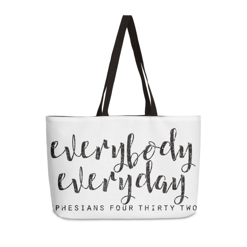 Everybody Everyday Accessories Bag by Kingdomatheart's Artist Shop
