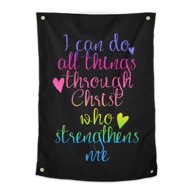 All Things  Home Tapestry by Kingdomatheart's Artist Shop