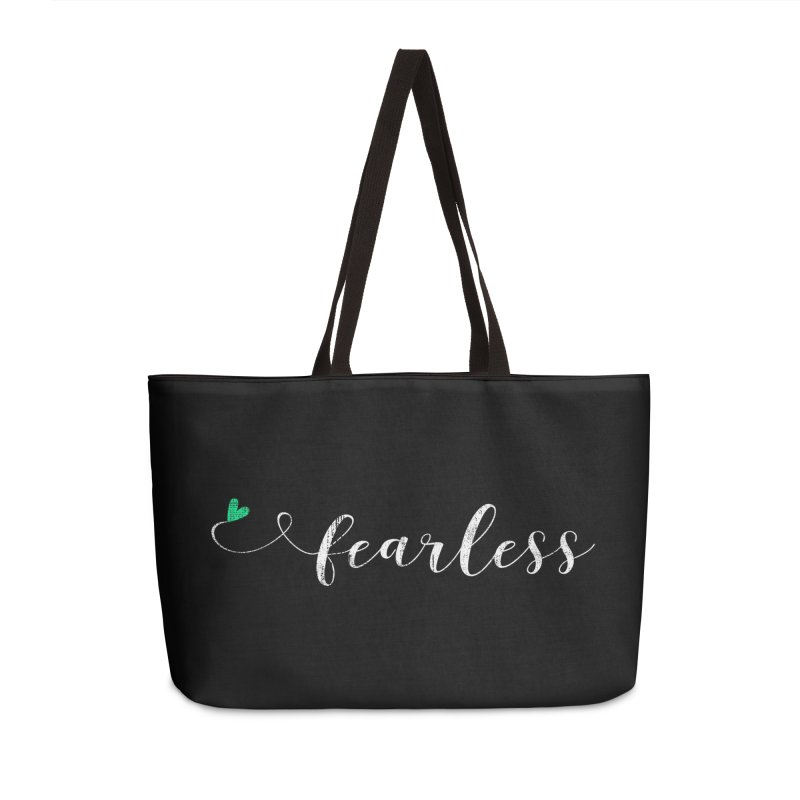 Fearless Accessories Bag by Kingdomatheart's Artist Shop