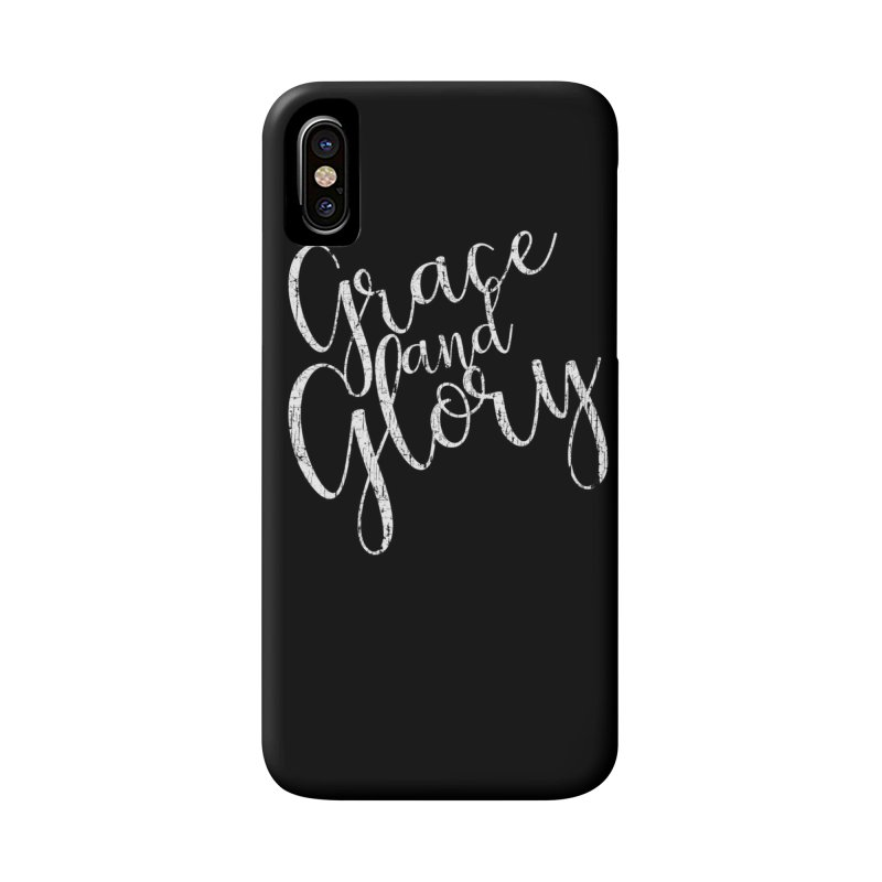 Grace and Glory Accessories Phone Case by Kingdomatheart's Artist Shop