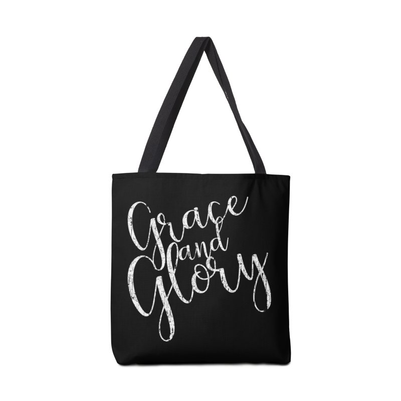 Grace and Glory Accessories Bag by Kingdomatheart's Artist Shop