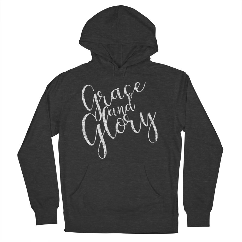 Grace and Glory Men's Pullover Hoody by Kingdomatheart's Artist Shop