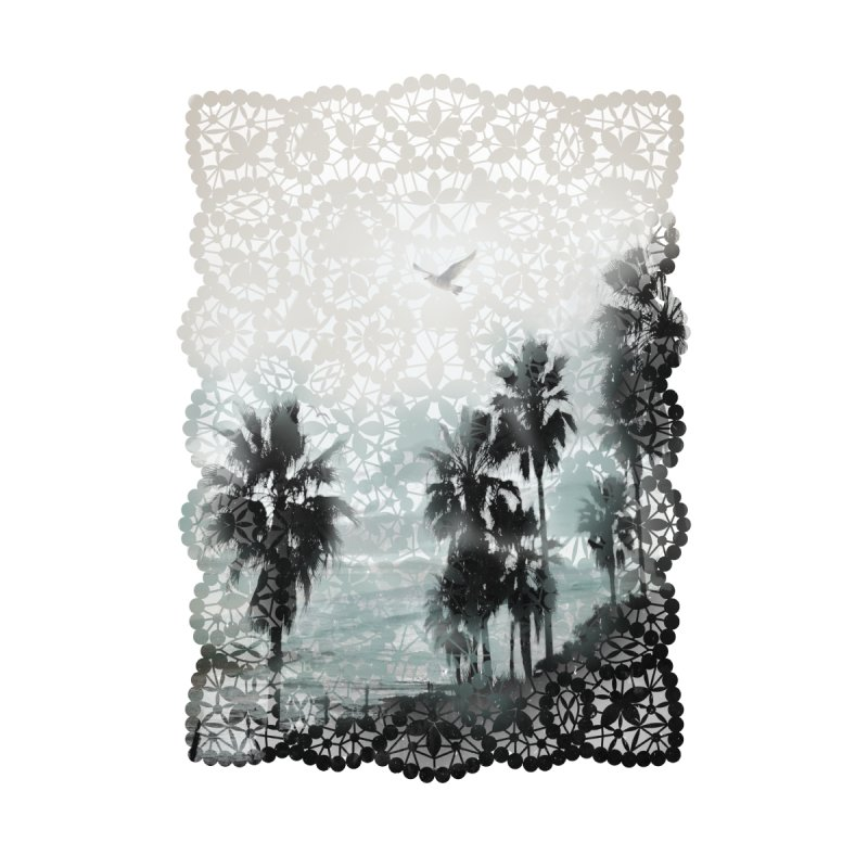 Laguna Beach Lace by Kingdomatheart's Artist Shop