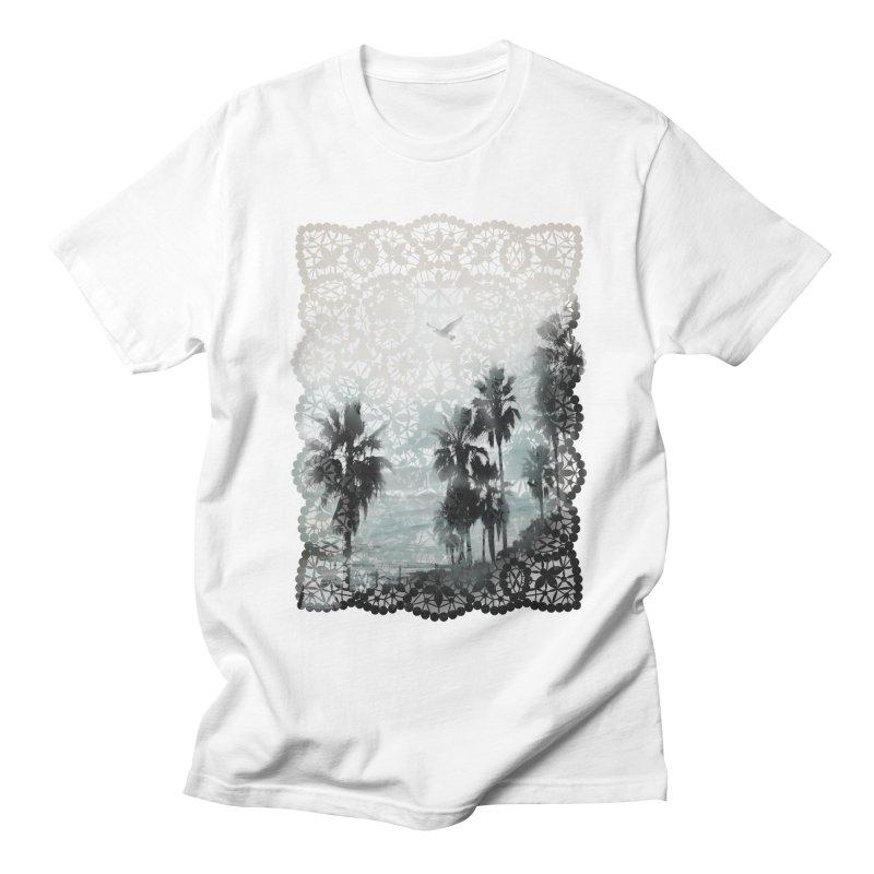 Laguna Beach Lace Men's T-shirt by Kingdomatheart's Artist Shop