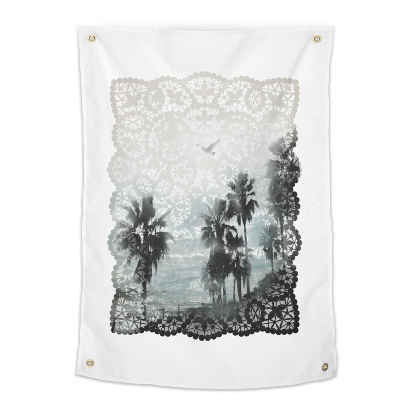 Laguna Beach Lace Home Tapestry by Kingdomatheart's Artist Shop
