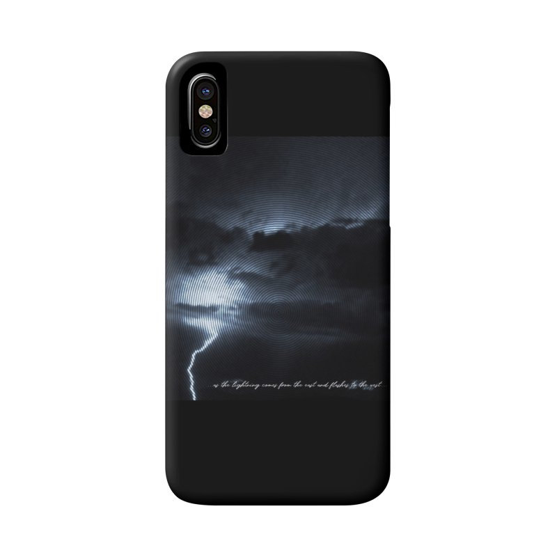 Lightning Flashes Accessories Phone Case by Kingdomatheart's Artist Shop