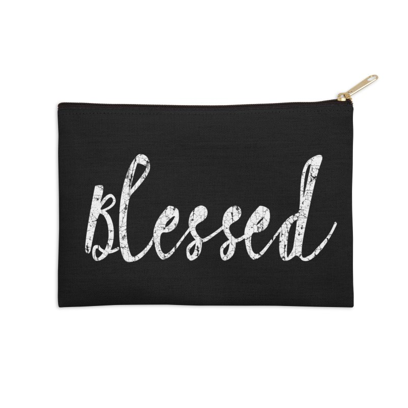 Blessed Accessories Zip Pouch by Kingdomatheart's Artist Shop