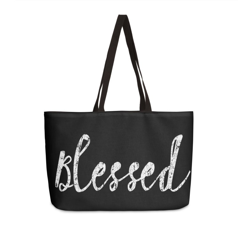 Blessed Accessories Bag by Kingdomatheart's Artist Shop