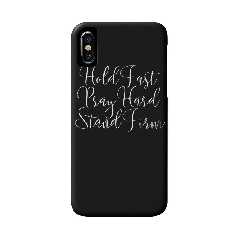 Battle Plan Accessories Phone Case by Kingdomatheart's Artist Shop