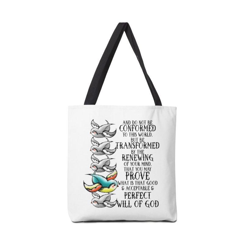 Transform Accessories Bag by Kingdomatheart's Artist Shop