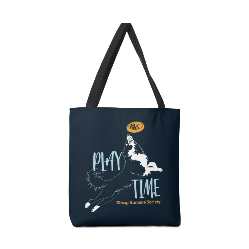 Play Time Accessories Bag by Kitsaphumanesociety's Artist Shop