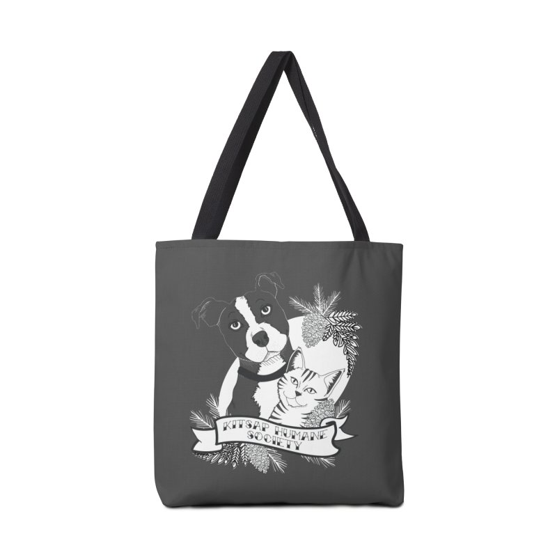 Tattoo Style KHS Accessories Bag by Kitsaphumanesociety's Artist Shop