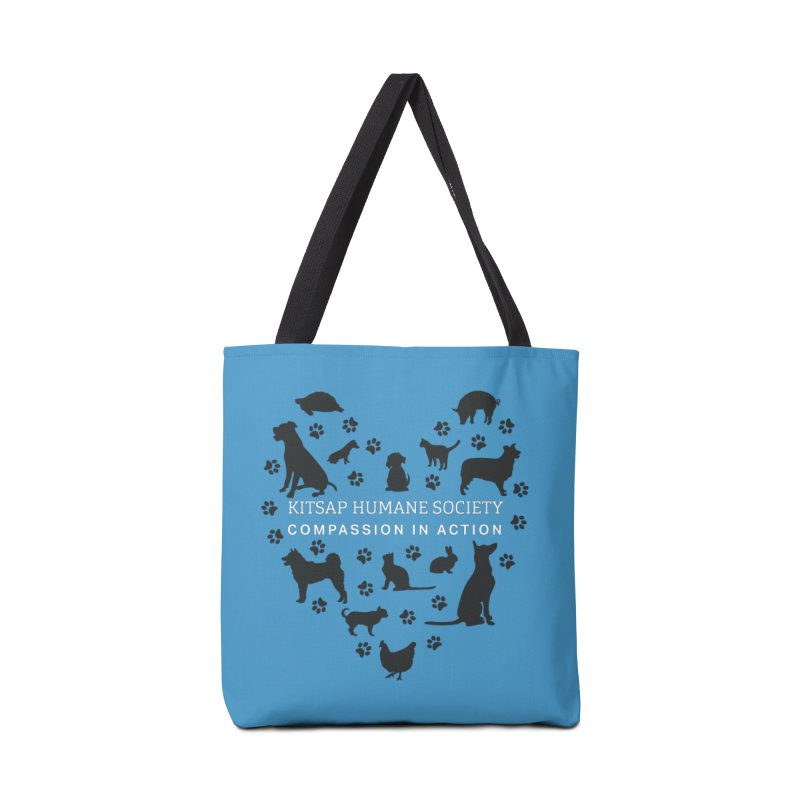 Building a Humane Community Accessories Bag by Kitsaphumanesociety's Artist Shop