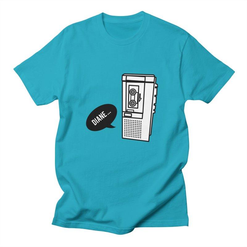 Diane... Men's T-Shirt by Kittyatemycamera's Artist Shop