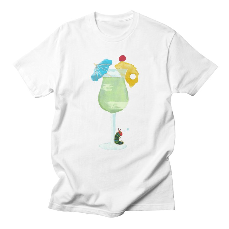 The Very Tipsy Caterpillar Men's T-Shirt by Kittyatemycamera's Artist Shop