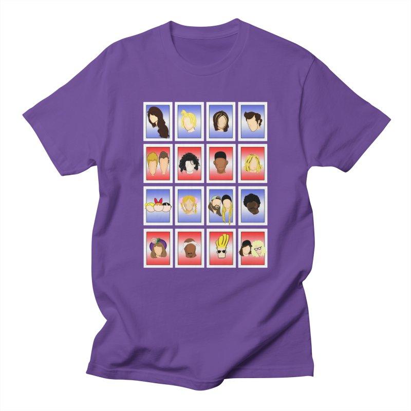Guess Who  Men's T-Shirt by Kittyatemycamera's Artist Shop