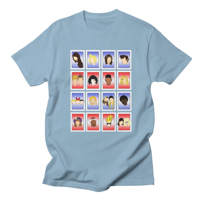 Guess Who  Men's T-shirt by Kittyatemycamera's Artist Shop