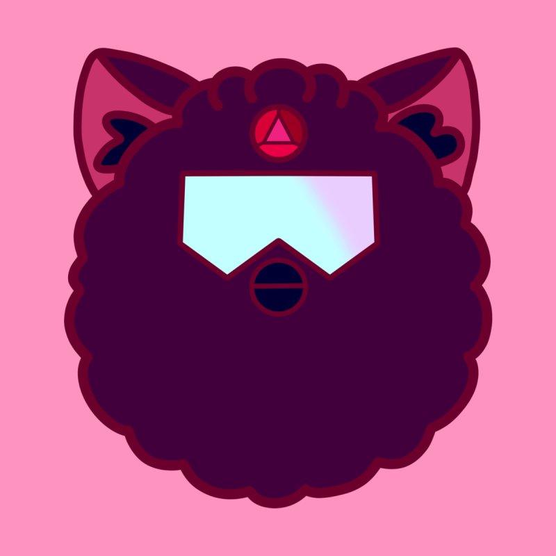 Garnet Furby Men's by Kitty Nowack Designs