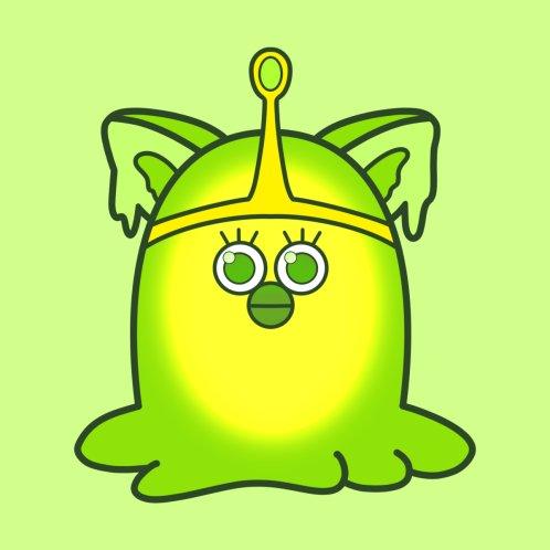 Design for Slimy Furby Princess