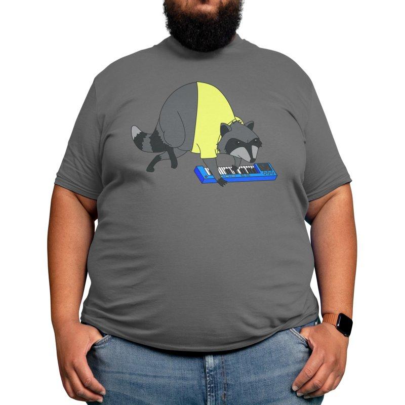 Little Gene Trashmouth Men's T-Shirt by Kitty Nowack Designs