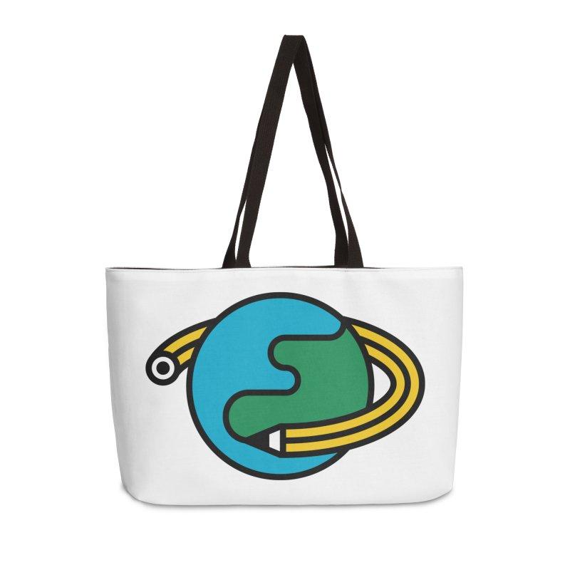 Creating Universe Accessories Weekender Bag Bag by Koivo's Artist Shop