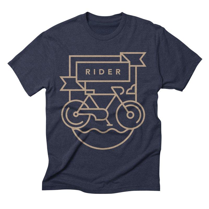 Bike Rider   by Koivo's Artist Shop