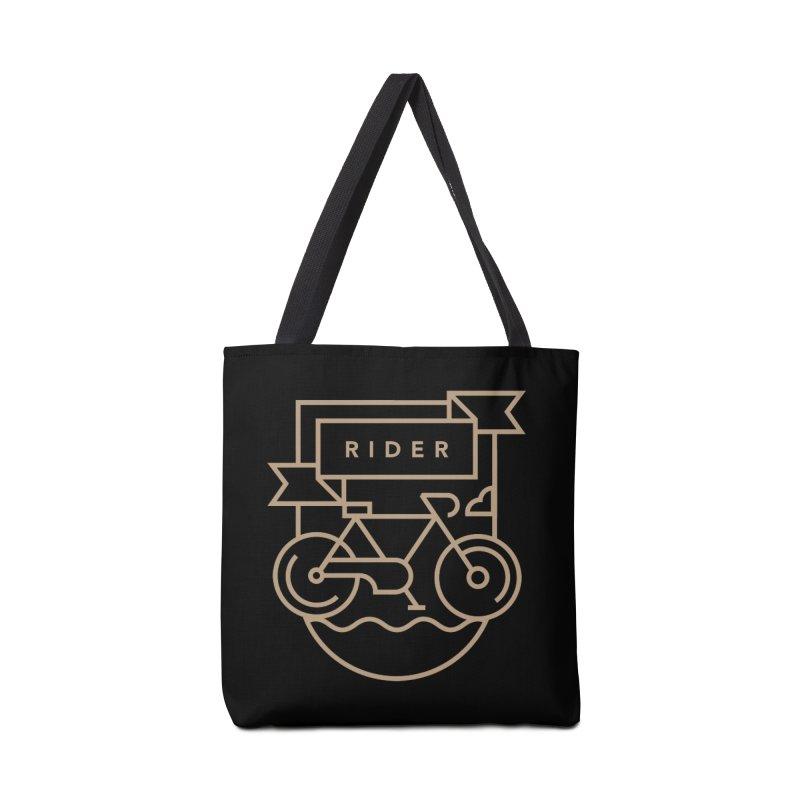 Bike Rider Accessories Bag by Koivo's Artist Shop