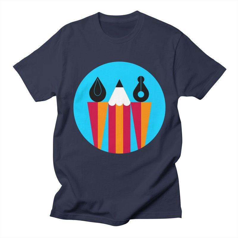 Koivo Creative Sign Men's Regular T-Shirt by Koivo's Artist Shop