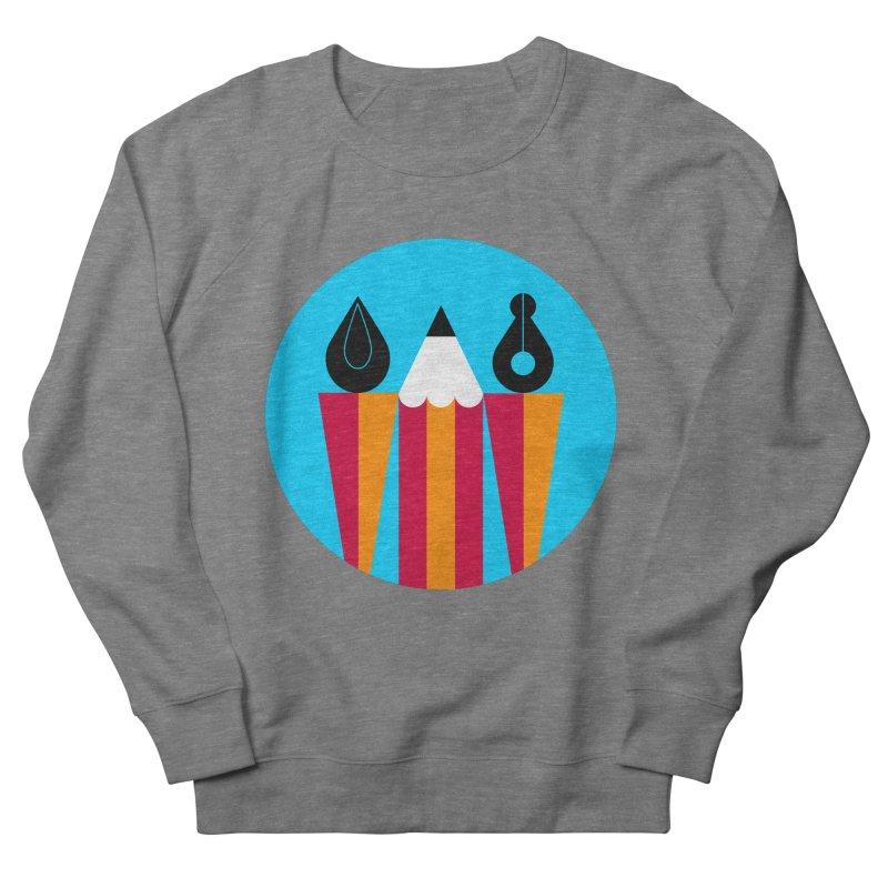 Koivo Creative Sign Women's French Terry Sweatshirt by Koivo's Artist Shop
