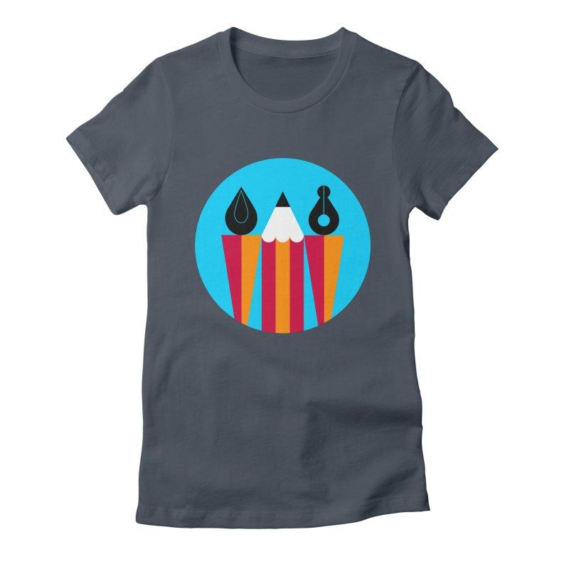 Koivo Creative Sign Women's T-Shirt by Koivo's Artist Shop