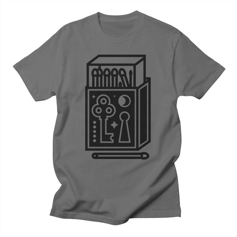 Matchbox Men's T-Shirt by Koivo's Artist Shop