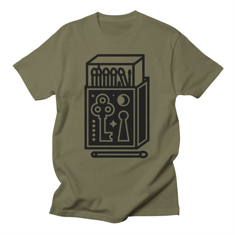 Matchbox Men's T-Shirt by Koivo's Artist Shop