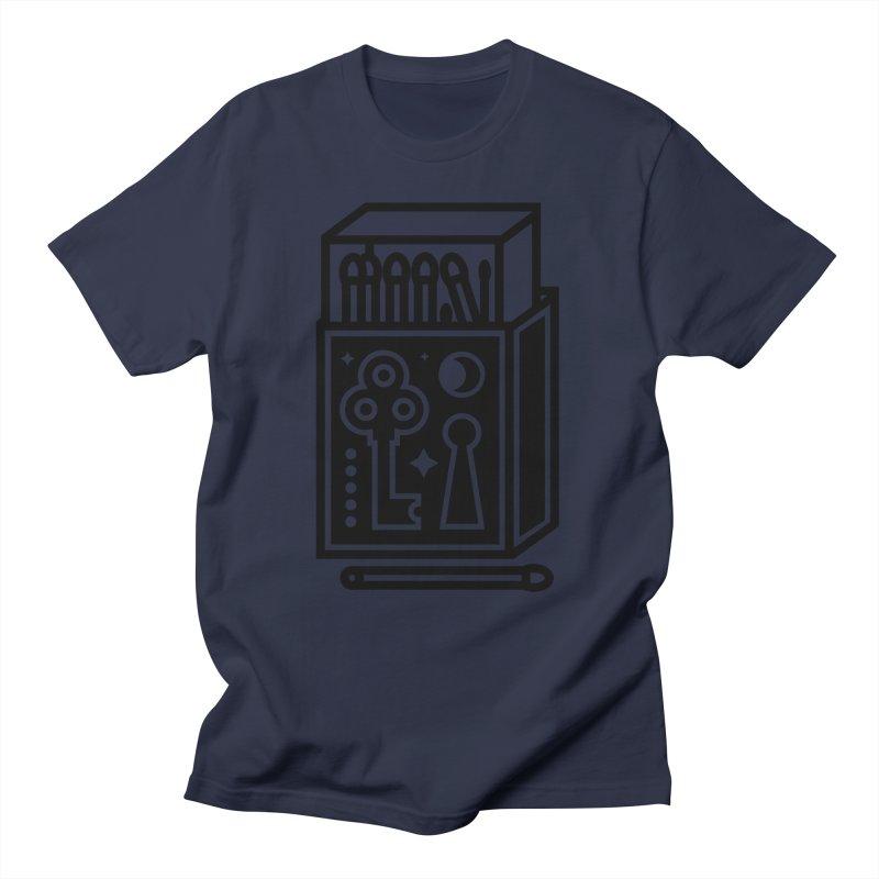 Matchbox Men's Regular T-Shirt by Koivo's Artist Shop
