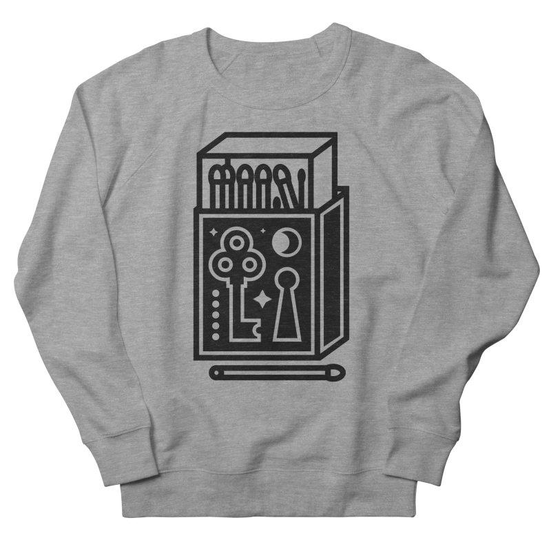 Matchbox Men's French Terry Sweatshirt by Koivo's Artist Shop
