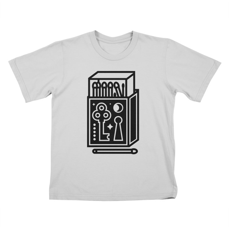 Matchbox Kids T-Shirt by Koivo's Artist Shop